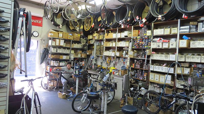 Bicycle Tune Up >> Bike Repair | New York Bicycle Store | Bellitte Bicycles